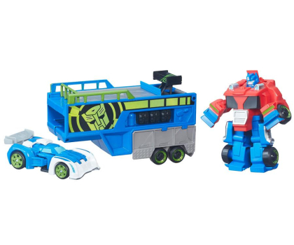 Playskool Transformers Rescue Bots Optimus Prime -369477 - Zdjęcie 1