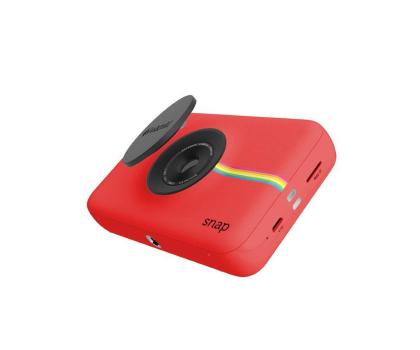 Polaroid Snap czerwony-373891 - Zdjęcie 3