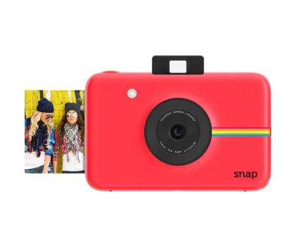 Polaroid Snap czerwony-373891 - Zdjęcie 2