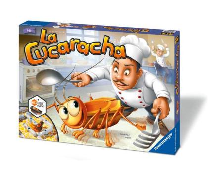 Ravensburger La Cucaracha-185898 - Zdjęcie 1