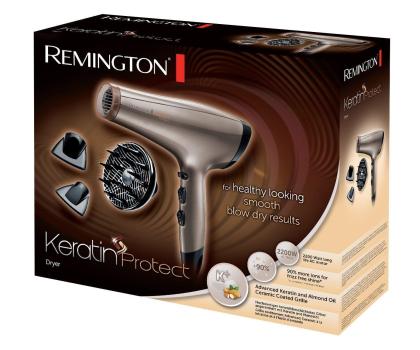 Remington Keratin Protect AC8002-383305 - Zdjęcie 2