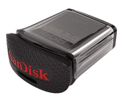 SanDisk 16GB Ultra Fit (USB 3.0) 130MB/s -206697 - Zdjęcie 1