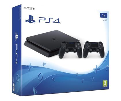 Sony PlayStation 4 1TB Slim + Pad DualShock 4-374770 - Zdjęcie 1