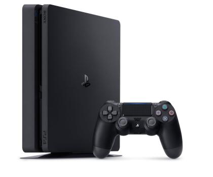 Sony PlayStation 4 1TB Slim + Pad DualShock 4-374770 - Zdjęcie 2