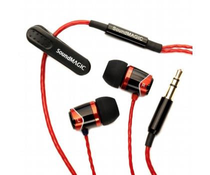 SoundMagic E10 Black-Red-156739 - Zdjęcie 2