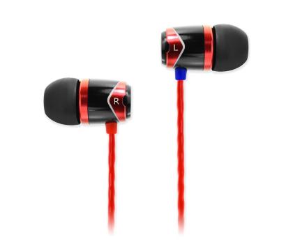 SoundMagic E10 Black-Red-156739 - Zdjęcie 1