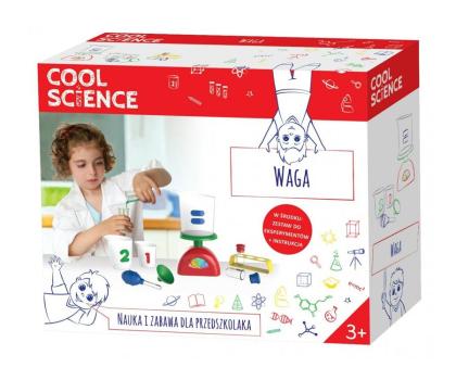 TM Toys Cool Science Waga laboratoryjna -382170 - Zdjęcie 1