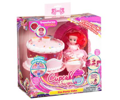 TM Toys Cupcake zestaw tort-382211 - Zdjęcie 1