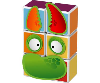 TM Toys MAGICUBE Zestaw Dinozaury-382201 - Zdjęcie 3