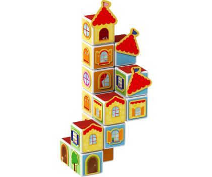 TM Toys MAGICUBE Zestaw zamki i domki-382204 - Zdjęcie 5