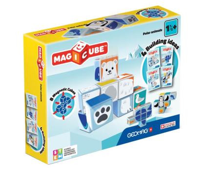 TM Toys MAGICUBE  Zestaw Zwierzęta Polarne-382198 - Zdjęcie 1