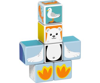 TM Toys MAGICUBE  Zestaw Zwierzęta Polarne-382198 - Zdjęcie 2