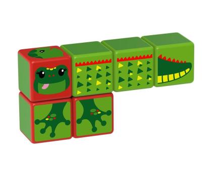 TM Toys MAGICUBE Zestaw Zwierzęta Rzeczne-382196 - Zdjęcie 2