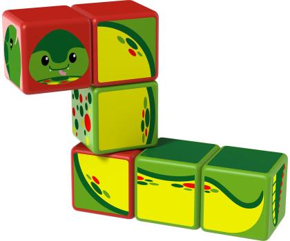TM Toys MAGICUBE Zestaw Zwierzęta Rzeczne-382196 - Zdjęcie 4