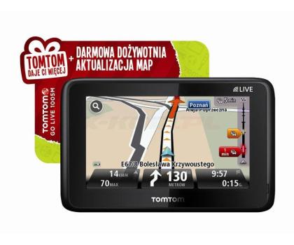 TomTom GO Live 1005 EU +Dożywotnia Aktualizacja Map 5,0-118776 - Zdjęcie 1