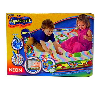 TOMY Aquadoodle mata wodna Super Kolor Deluxe-309197 - Zdjęcie 3