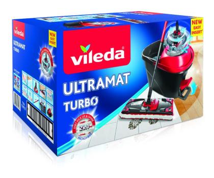 Vileda ULTRAMAT TURBO-402048 - Zdjęcie 1