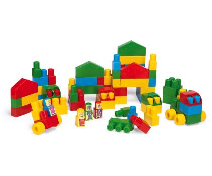 """Wader Klocki Middle Blocks - Zestaw """"Big""""-175589 - Zdjęcie 2"""