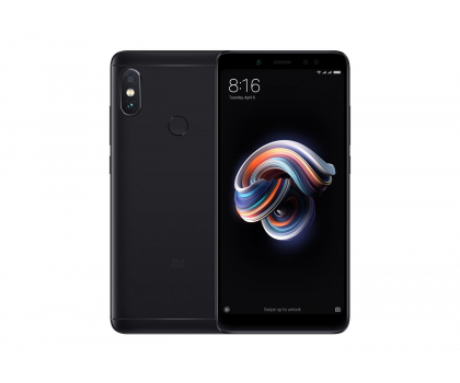 Xiaomi Redmi Note 5 4/64GB Black -429745 - Zdjęcie 1