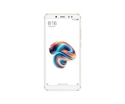 Xiaomi Redmi Note 5 4/64GB Gold-429748 - Zdjęcie 2
