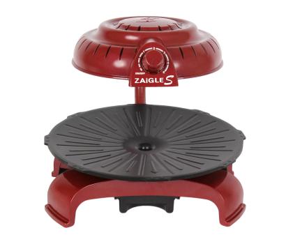 Zaigle Simple Everyday Grill czerwony-433271 - Zdjęcie 6