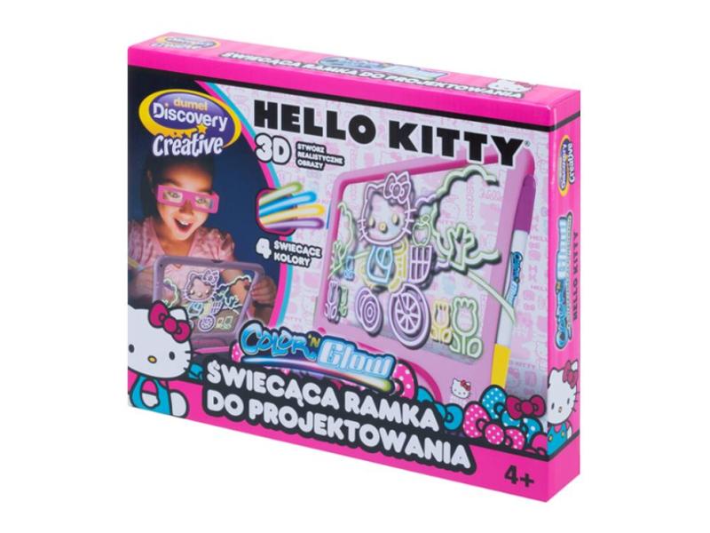 Dumel Świecąca Ramka Do Projektowania Hello Kitty 37105