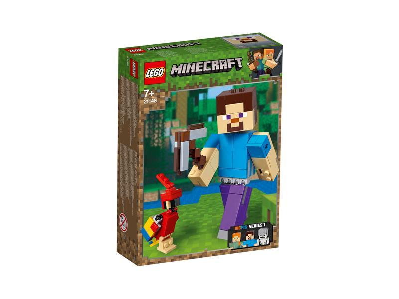 8d101b941 LEGO Minecraft BigFig szkielet z kostką magmy - Klocki LEGO® - Sklep  internetowy - al.to