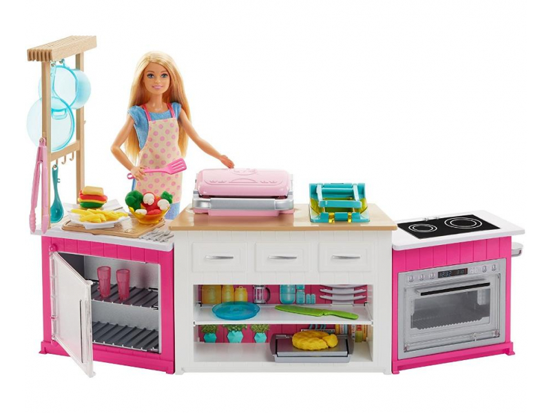 Barbie Idealna Kuchnia Lalki I Akcesoria Sklep