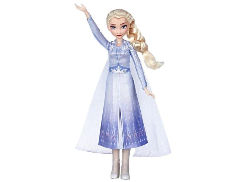 lalka Hasbro Frozen 2 Śpiewająca Elsa Kraina Lodu
