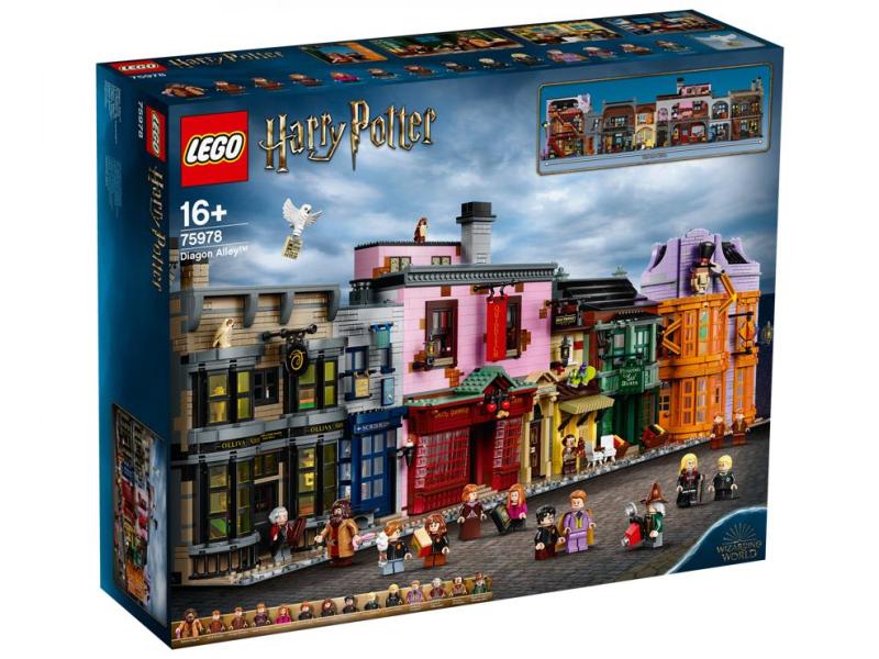 LEGO Harry Potter Ulica Pokątna