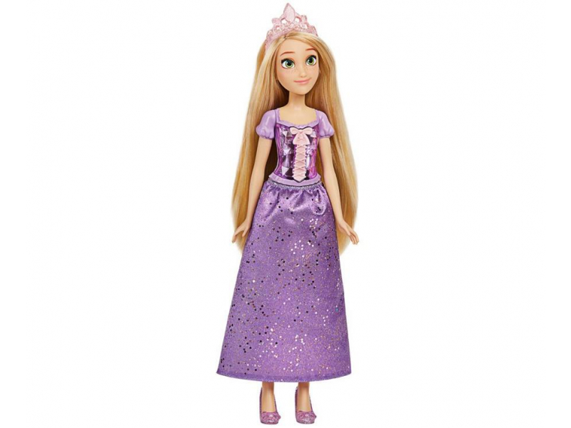 Hasbro Disney Princess Royal Shimmer Roszpunka