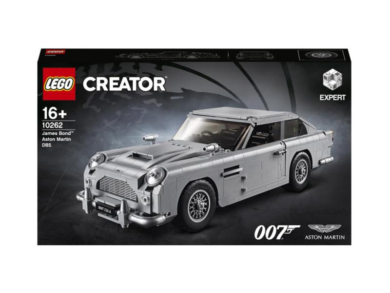 LEGO Creator 10262 Aston Martin DB5 Jamesa Bonda