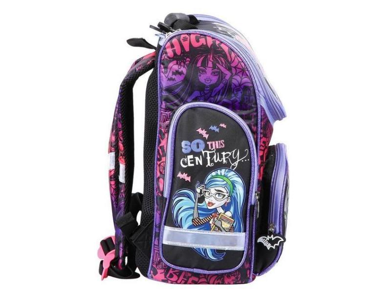 9a1d0d3229810 Majewski Tornister szkolny Monster High - Plecaki - Sklep internetowy -  al.to