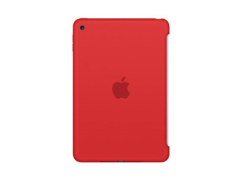 0daff547b71362 Apple iPad mini 4 Silicone Case czerwony - Etui na tablety - Sklep  internetowy - al.to
