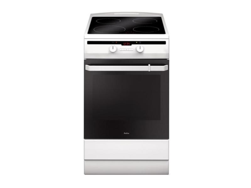 Amica 58IES3 320HTADQ(W) biała indukcyjna 50cm  Kuchnie
