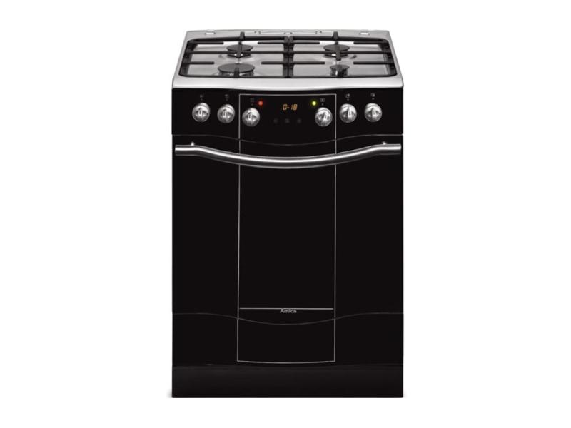 Amica 608GE3 43ZpTsKDNAQ(XL) inox gazowo elektryczna 60  Kuchnie  Sklep int   -> Kuchnia Gazowo Elektryczna Oddam