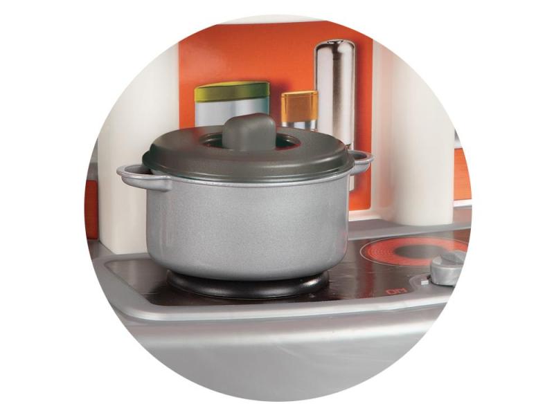 Smoby Kuchnia Mini Tefal Studio czerwona  AGD dla dzieci  Sklep internetowy   -> Kuchnia Tefal Ceneo