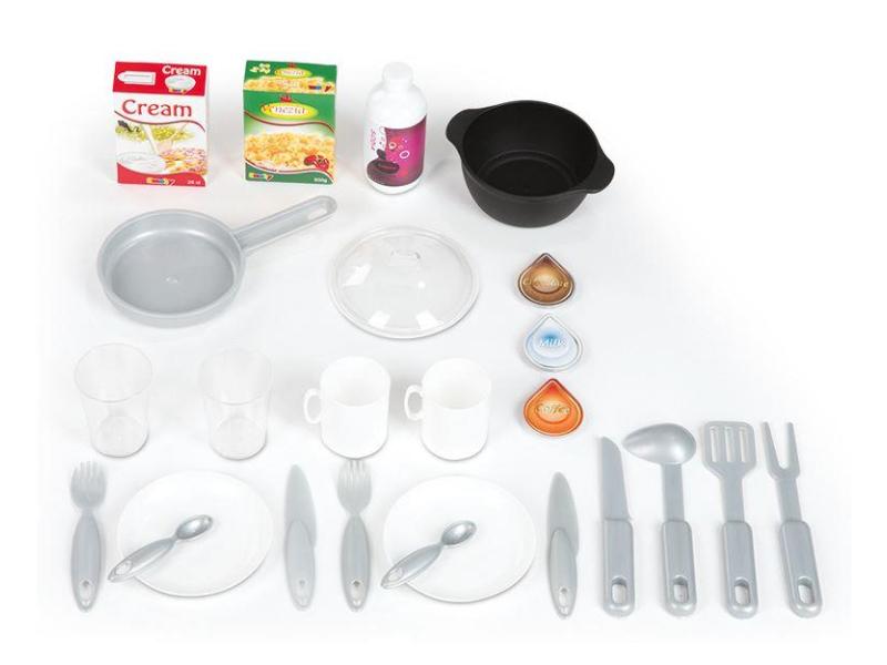 Smoby Kuchnia Mini Tefal studio pomarańczowa  AGD dla dzieci  Sklep interne