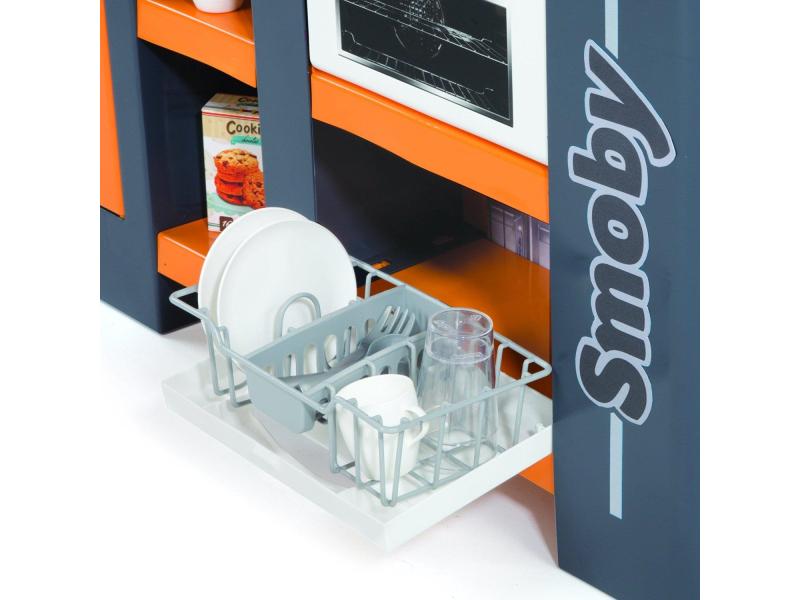 Smoby Kuchnia mini Tefal Studio z grillem XL  AGD dla   -> Kuchnia Dla Dzieci Mini Tefal