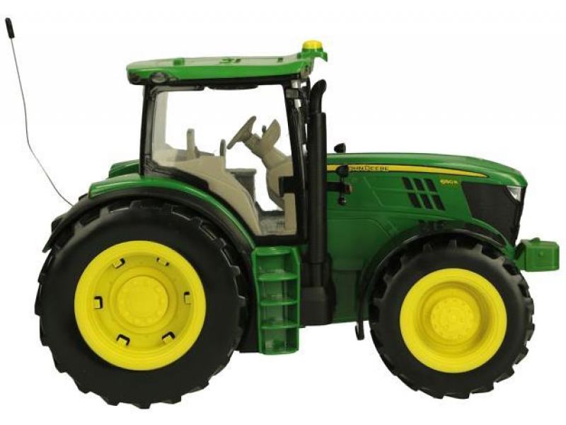tomy traktor john deere 6190r zabawki zdalnie sterowane. Black Bedroom Furniture Sets. Home Design Ideas