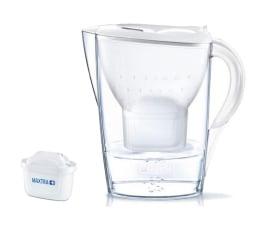 Filtracja wody Brita Dzbanek filtrujący MARELLA MXplus 2,4L biała