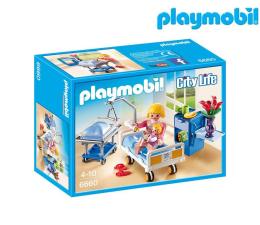 Klocki PLAYMOBIL ® PLAYMOBIL Sala chorych z łóżkiem dla niemowlaka