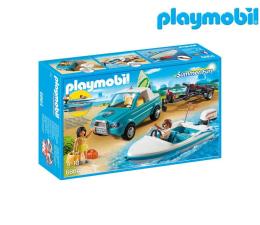 Klocki PLAYMOBIL ® PLAYMOBIL Surfer-Pickup z motorówką