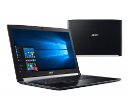 "Notebook / Laptop 17,3"" Acer Aspire 7 i7-8750H/16GB/512+1TB/Win10 FHD"
