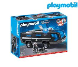 Klocki PLAYMOBIL ® PLAYMOBIL Pojazd jednostki specjalnej z światłem i dźwiękiem