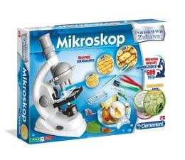 Zabawka edukacyjna Clementoni Mikroskop
