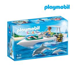 Klocki PLAYMOBIL ® PLAYMOBIL Nurkowanie z motorówką