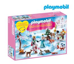 Klocki PLAYMOBIL ® PLAYMOBIL Kalendarz Lodowa księżniczka w zamkowym parku