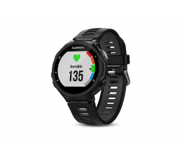 Zegarek sportowy Garmin FR 735XT Czarno-szary