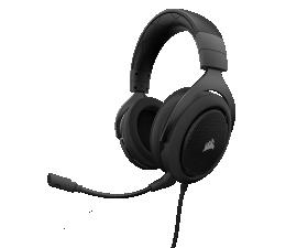 Słuchawki przewodowe Corsair HS50 Stereo Gaming Headset (czarne)